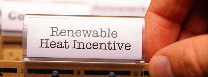 domestic renewable heat incentive information