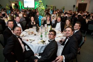 Gregor Team at the South West Regen Awards 2014