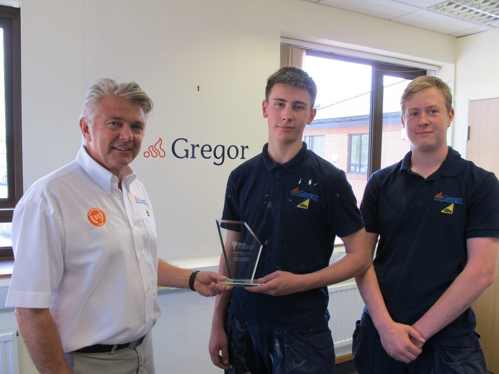 Bristol Post Apprentice Award